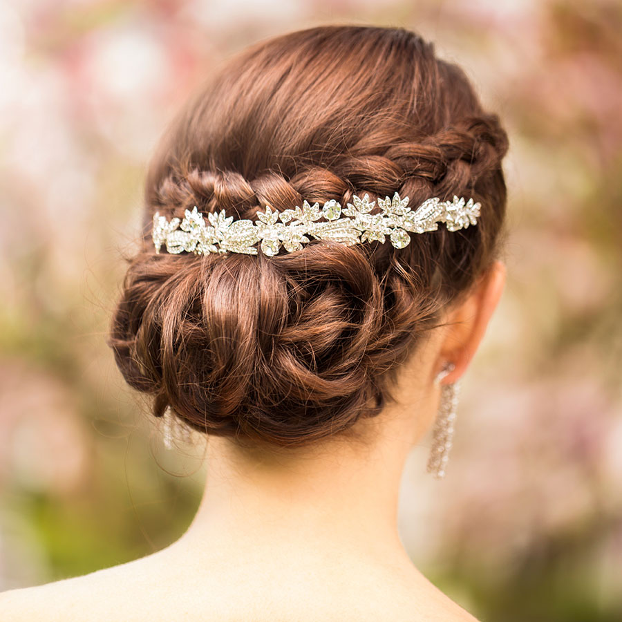 wedding hair leicester
